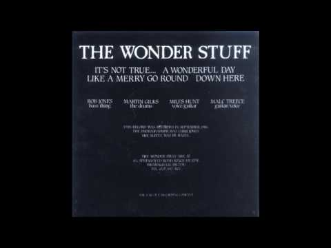 The Wonder Stuff - Its Not True