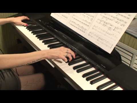 Dead Silence. Charlie Clouser (Piano Cover)