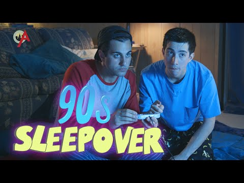 Cheat Code (90s Sleepover Ep. 1 of 6)