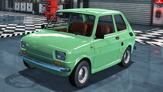 Car Mechanic Simulator 2015 restoration of first DLC car uncut