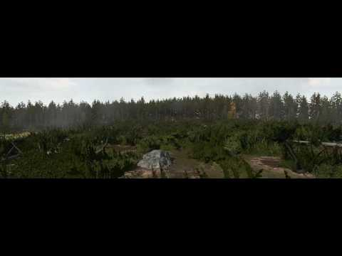 Arma2: Destructible Environment #1 - Forests
