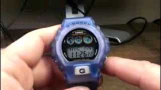 G6900EB-2 Blue Casio G-Shock Watch Review - Go Green Collection - Limited Edition