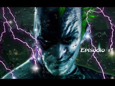 Batman arkham asylum EP 1 Joker il pazzo