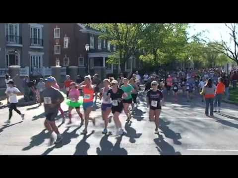 Columbia Gas of Virginia at the 2013 Ukrop's Monument Avenue 10K