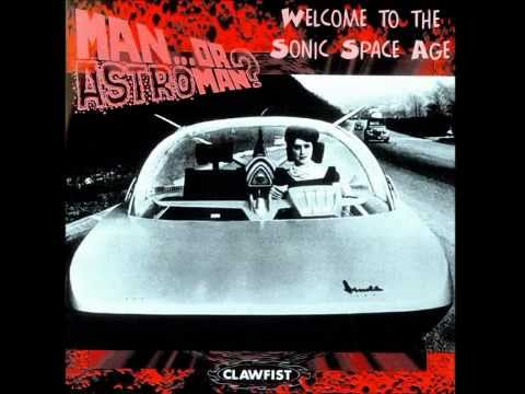 Man Or Astro Man - King Of The Monsters