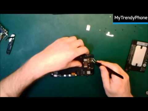 Jak Naprawić Wyświetlacz LCD I Ekran Dotykowy Smartfonu HTC One