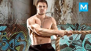 Stephen Amell - Hardest Workouts | Muscle Madness