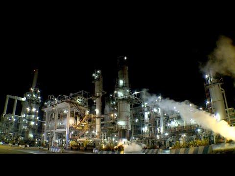 Iranol Refineries Tehran and Abadan ایرانول پالایشگاه تهران و آبادان