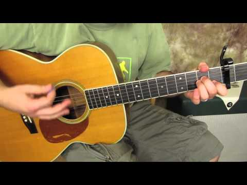 Maroon 5 - She Will Be Loved - Easy Beginner Acoustic Guitar Songs - Guitar Lessons