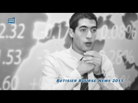 bêtisier Bourse News 2015