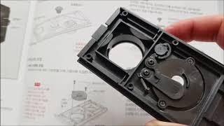 셔터 작동원리 어른의과학 메이커스 2호 키트 35mm이안리플렉스카메라