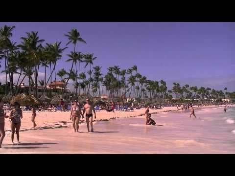 Dominican Republic - Na Plazi Caribic Oceanu V Punta Cana