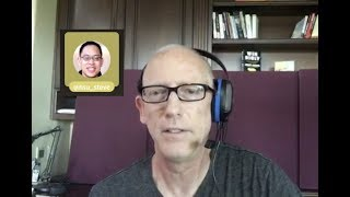 Episode 599 Scott Adams: Guest Steve Hsu of Genomic Prediction, Predicting Disease