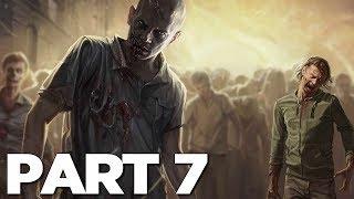 WORLD WAR Z Walkthrough Gameplay Part 7 - DISTRESS SIGNAL (WWZ Game)