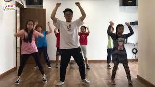 Dạy nhảy dance cực hay cho trẻ em tại trung tâm tài năng Pink Cloud