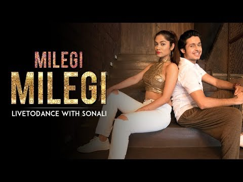 Milegi Milegi | STREE | Bollywood Dance | LiveToDance with Sonali