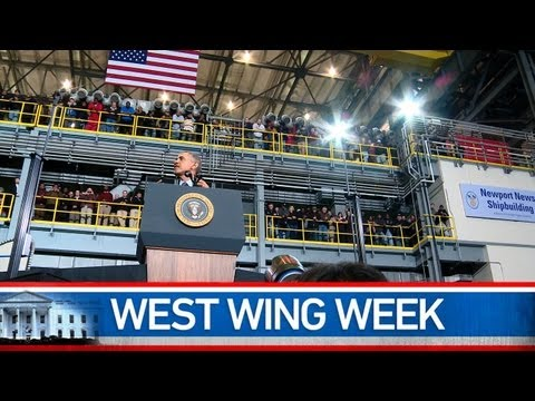 West Wing Week: 03/01/13 or