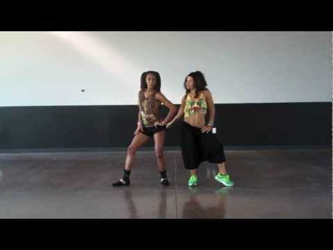 Rihanna - Where Have You Been - Routine By Farrah Hines W  Eva Brammer Z Spot Las Vegas video