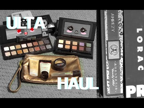 ULTA Haul 20% Off Sitewide *First Impression & Swatches*