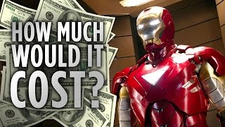 Video clip How Much Would it Cost to be Iron Man?
