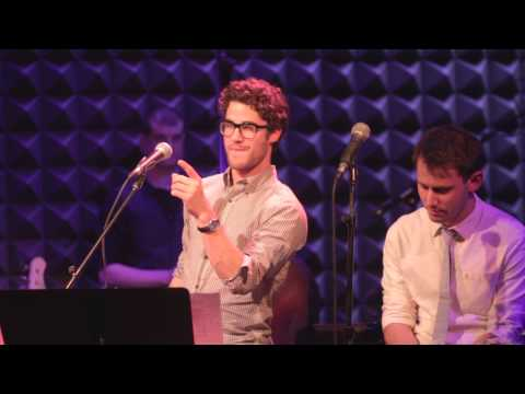 Darren Criss sings