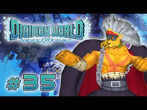 Digimon World: Next Order - Lets Play Part #35 【 Deutsch / German 】 - Drachendreizack