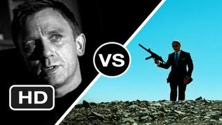 Casino Royale vs Quantum of Solace - Which Is The Better Bond Film? - HD Movie