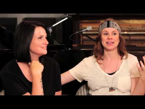 """Getting There"" Song Story - with Steffany Gretzinger & Amanda Cook"
