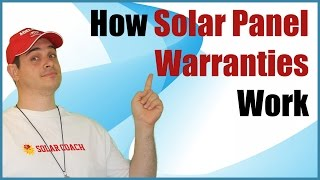 How Solar Panel Warranties Work!