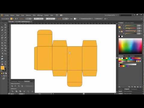 Carton Packaging Design in 5 minutes - Adobe Illustrator