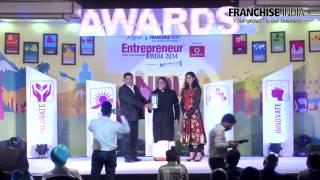 Entrepreneur India Award Part 2