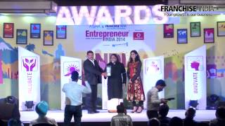 Entrepreneur India Award Part 2