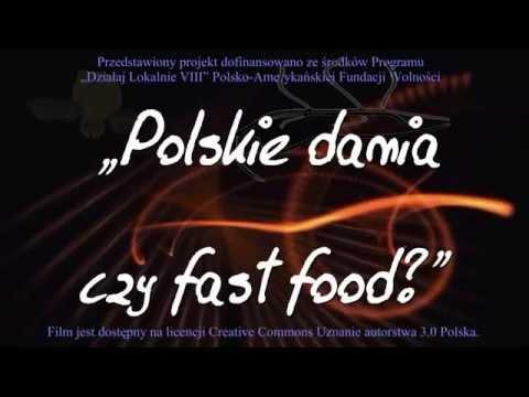 """""""Polskie dania czy fast food?"""""""