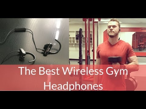 The Best Wireless Gym Headphones (Specter Wireless Efitz Review) | Ep. 3 of 30 Videos in 30 Days