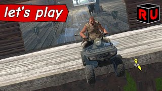 Guts and Glory ATV update adds new levels & Earl the Redneck! [Free new Kickstarter demo]