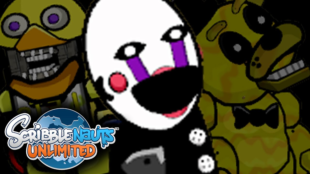 Fnaf What Does Jj Stand For