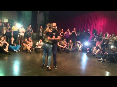 MOUN & KAROLE ON BADOXA (CONTROLA) FRANCE KIZOMBA TOUR