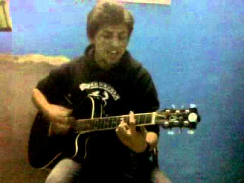 emptiness (lonely) full song on acoustic guitar with vocal