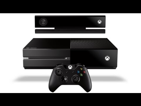 New Xbox One Revealed (Controller, Games, Kinect)