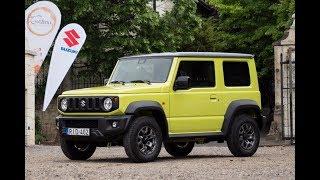 Teszt: Suzuki Jimny 2019 - Kell ez nekem?  Utazunk!