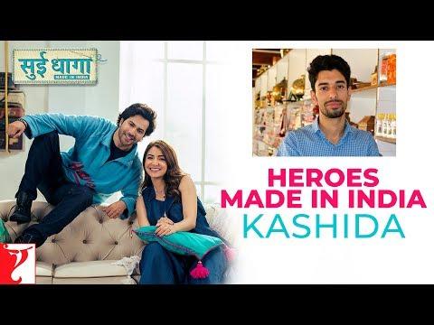 Sui Dhaaga - Heroes Made in India | Kashida | Varun Dhawan | Anushka Sharma