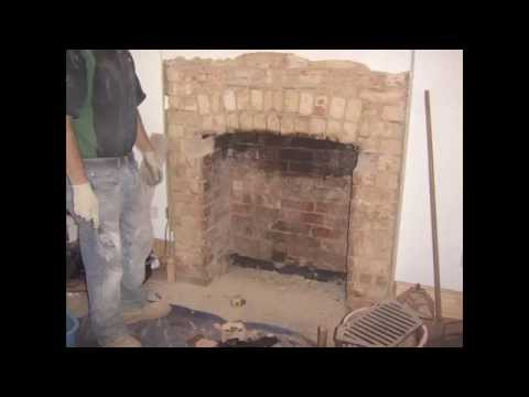 How To Resore A Victorian Fireplace Time Lapse Youtube