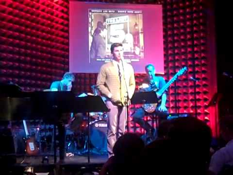 Curt Hansen sings I Could Be In Love With Someone Like You- Joes Pub