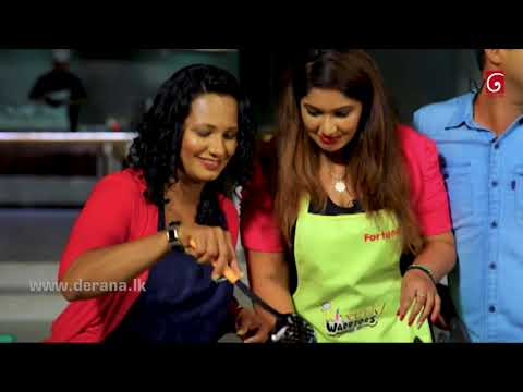 Kitchen Warriors  29th September 2018