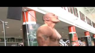 wwe the rock video
