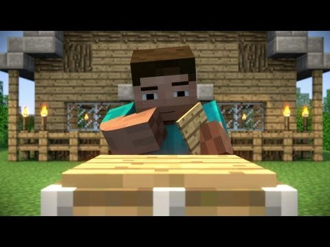 Piston Problems - A Minecraft Animation