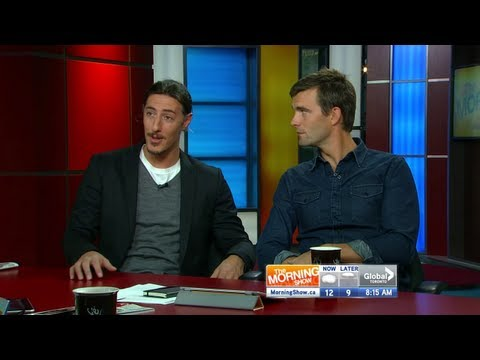 Balfour, Bryant and Copeland preview new season of Haven