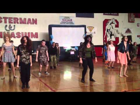 Cortez High School Student Council Skit (Spring Sports Assembly 2014)