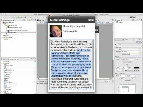 ADC Presents - Build your First Mobile Application in Flash Builder 4.5