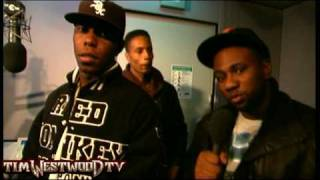 Westwood - Part 1 Dizzee Rascal & Newham Generals freestyle 1Xtra